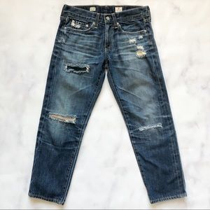 AG Adriano Goldschmied | Piper Crop Jeans